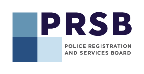 Police Registration & Services Board Victoria - logo